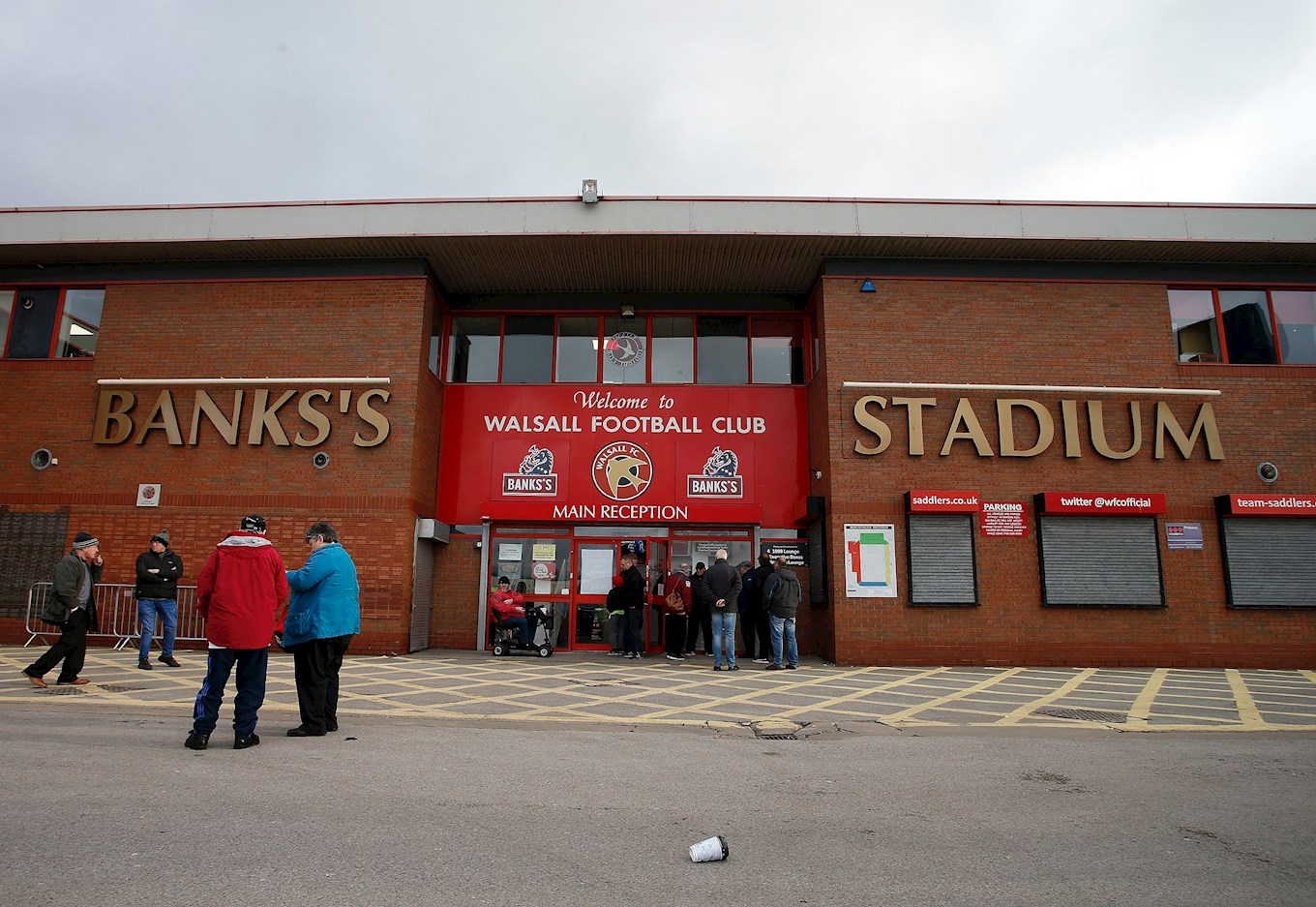 Next Walsall Manager: Who is the Early Favourite to Replace Dean Keates?
