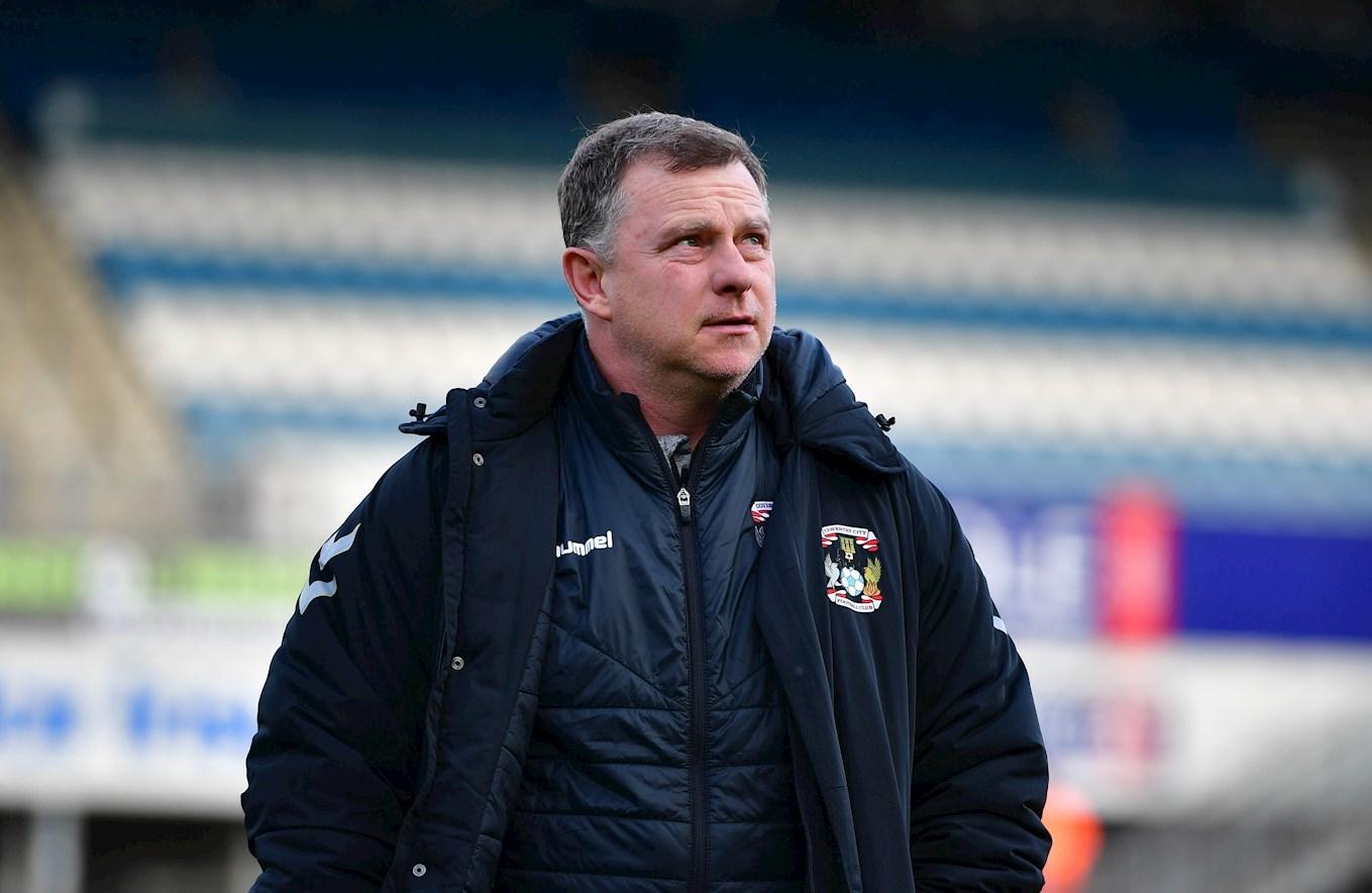 INTERVIEW: Mark Robins Bristol Rovers Reaction