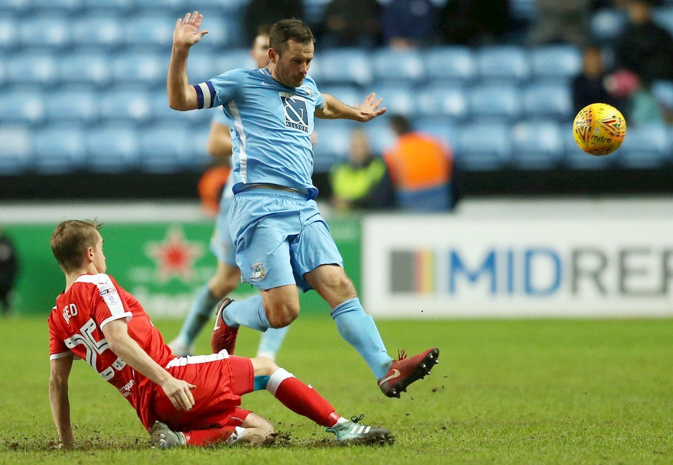 INTERVIEW: Michael Doyle Reflects On Victory Against Chesterfield