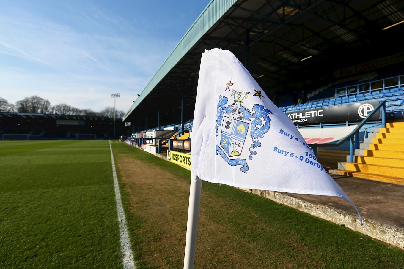 PREVIEW: New League One Opponents - Bury