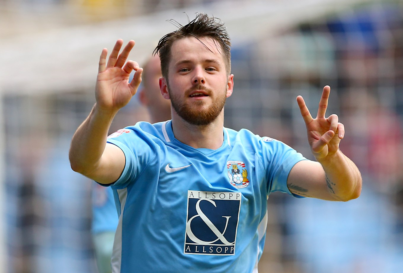 NEWS Marc McNulty Nominated For PFA Player Of The Year