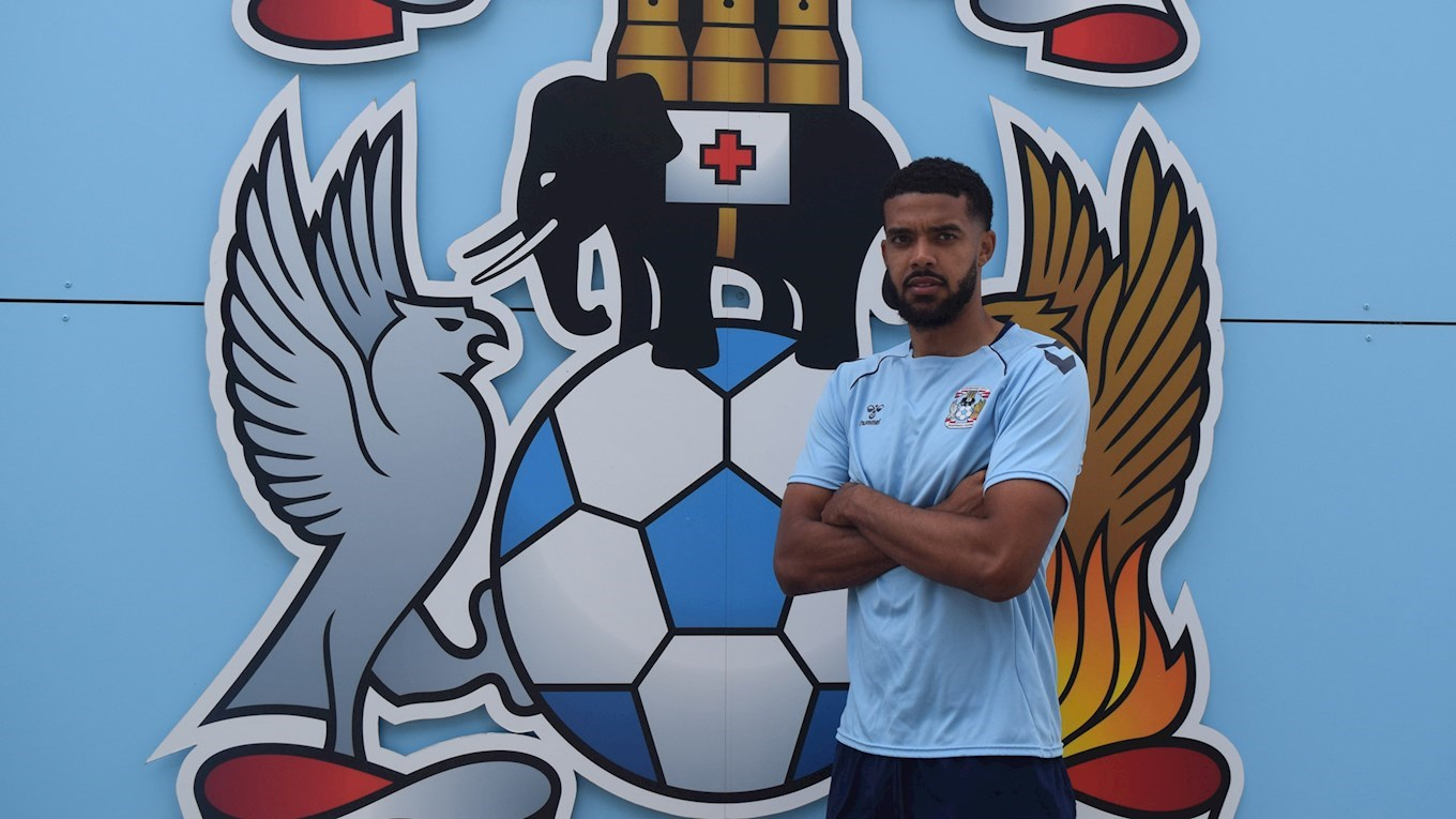 FIRST WORDS: Jake Clarke-Salter - News - Coventry City