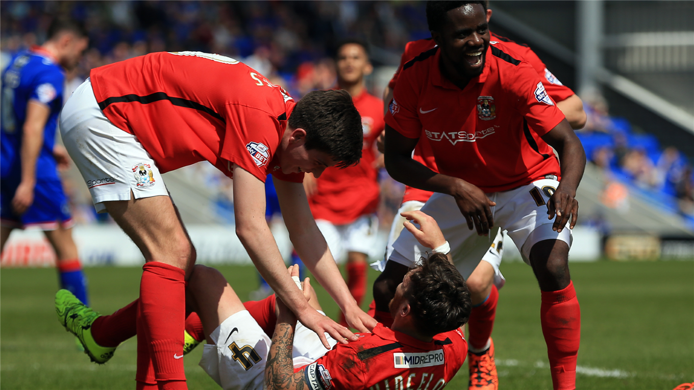 HEAD TO HEAD: Coventry City v Oldham - City aim to make it