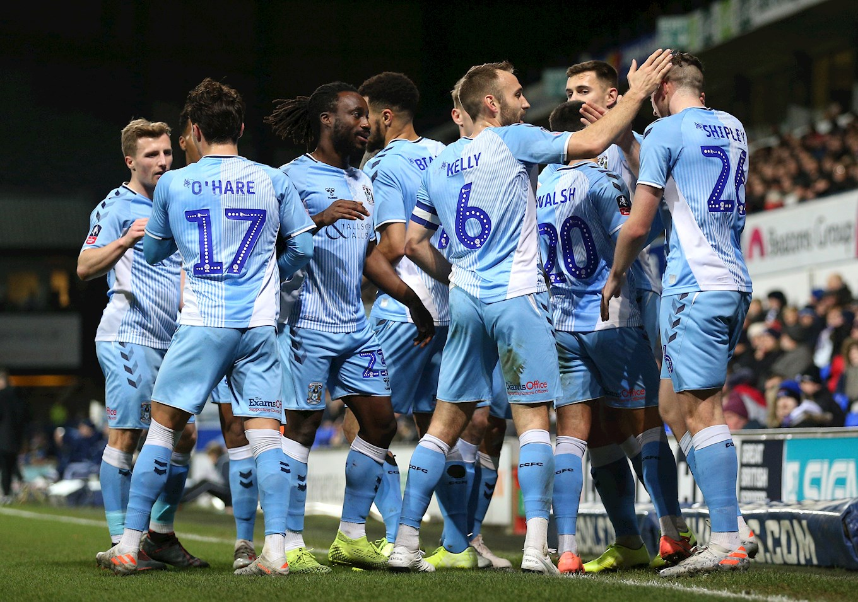 Ipswich Town FC Match Beanie Junior