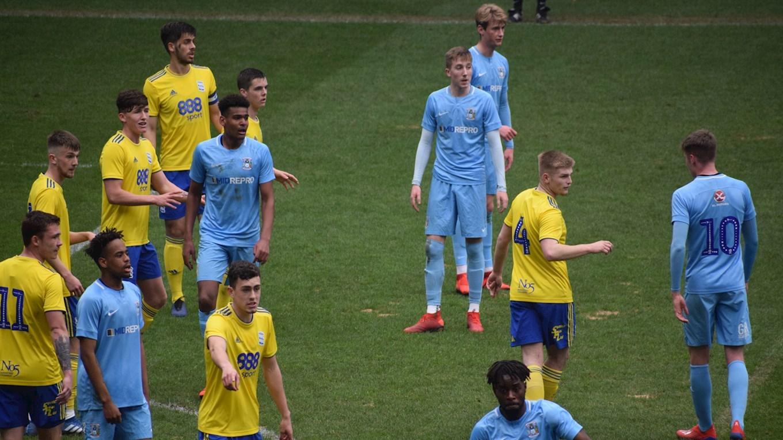 ffc3774f749f56 REPORT  Sky Blues U23s 0-0 Birmingham City U23s - News - Coventry City