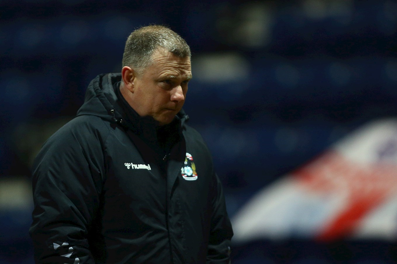 Interview Mark Robins Norwich City Preview News Coventry City