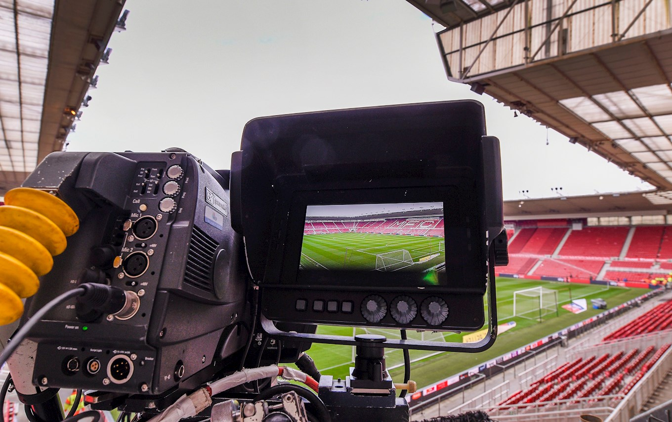 NEWS: Ways to watch tonight's game against Middlesbrough