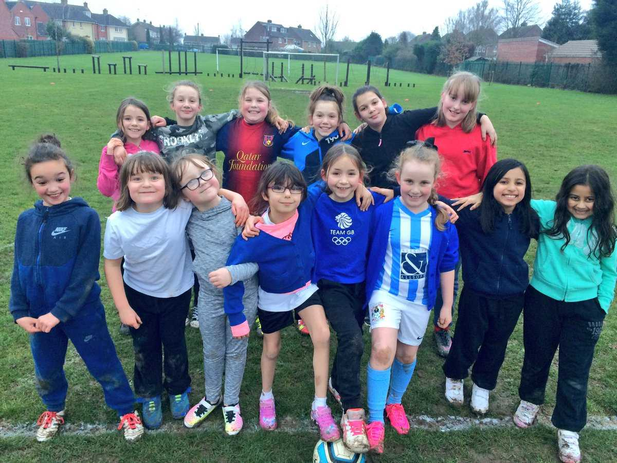 COMMUNITY: Girls-Only Football Sessions proving to be a huge