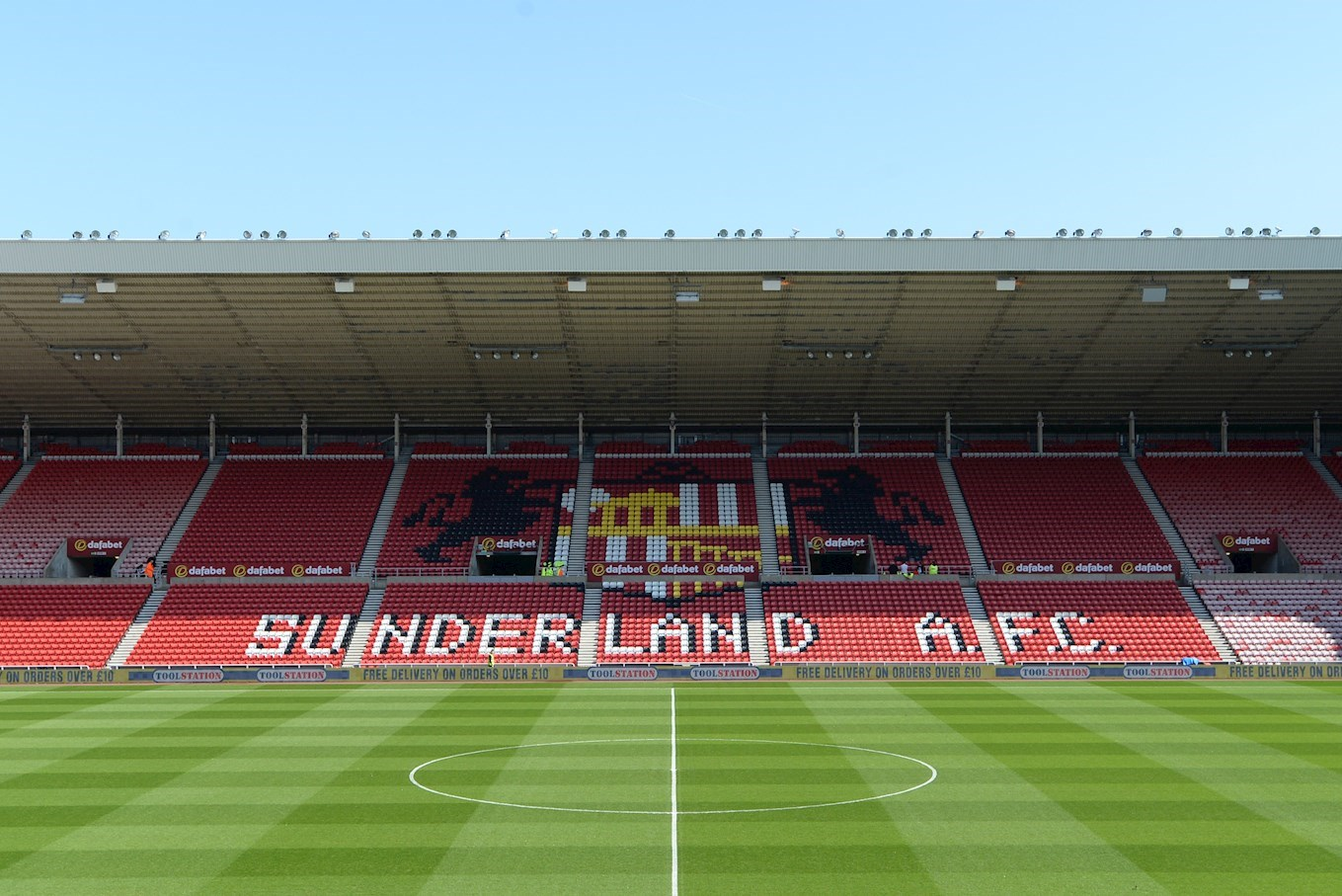 TICKETS: Sunderland on General Sale Monday - with limited availability!