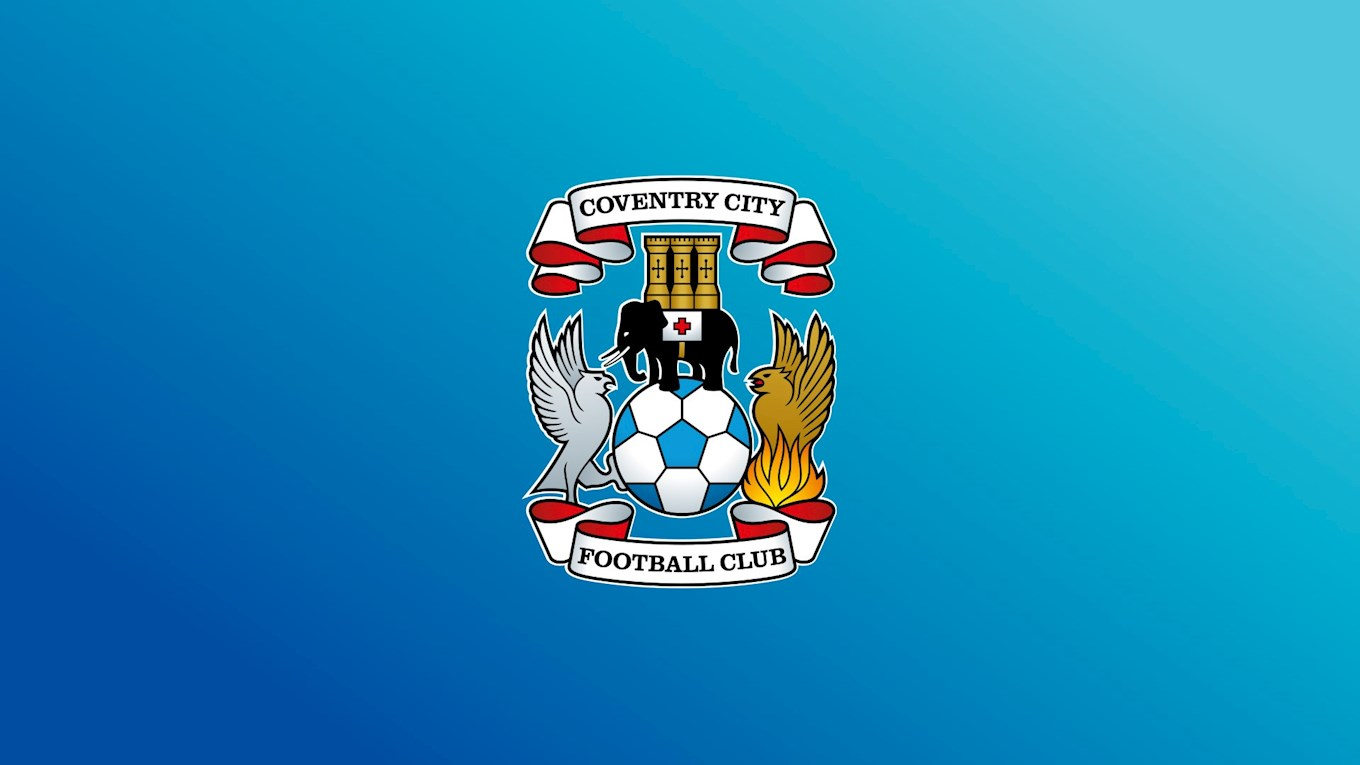 Coventry City's Ticket Allocation Sold Out - Over 2,250 Fans to Make the Trip