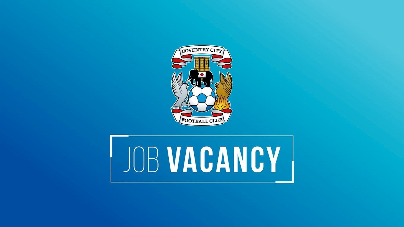 VACANCY: Assistant Professional Development Phase Coach