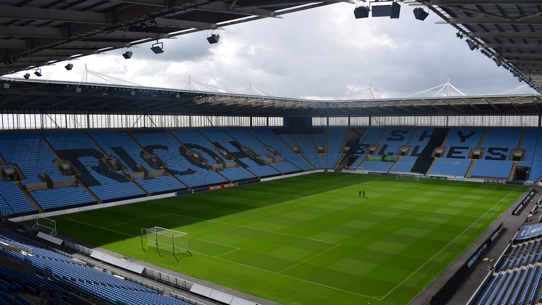 Match Preview: v Coventry City (A)